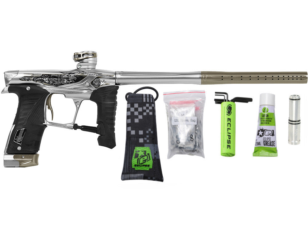 Planet Eclipse Geo 3.5 Pro Player Edition Paintball Gun - David 'Beast' Bains