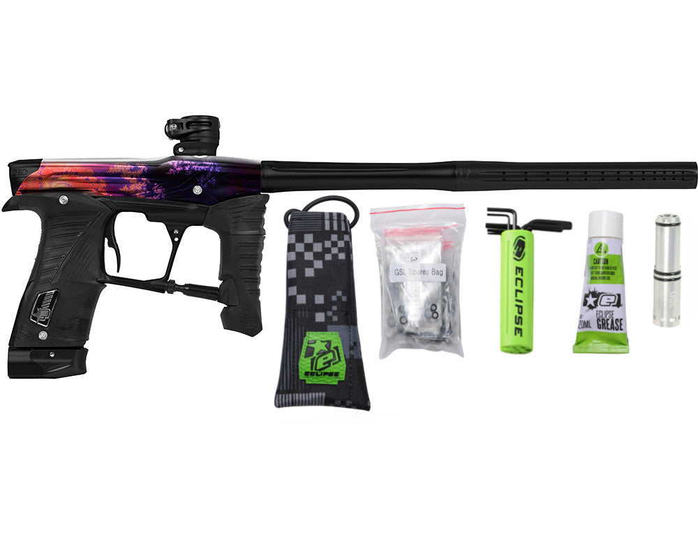 Planet Eclipse Geo 3.5 Pro Player Edition Paintball Gun - Zach Yachimec