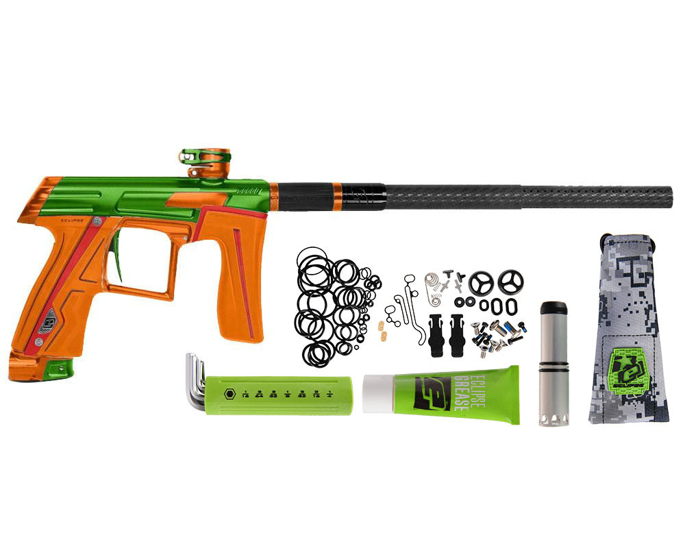 Planet Eclipse Geo CS1.5 Marker - Green/Orange