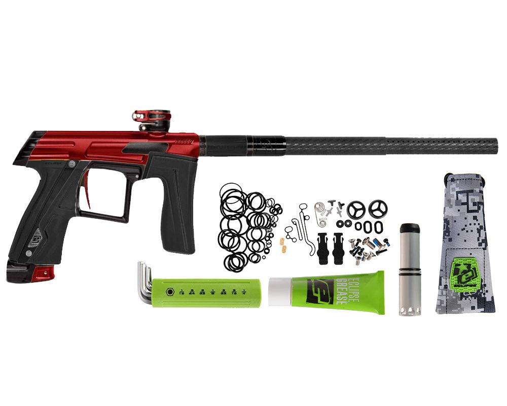 Planet Eclipse Geo CS1.5 Marker - Red/Black