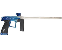 Planet Eclipse Dynasty Scales Geo CS1 Paintball Gun - Polished Acid Blue/Clear Fade