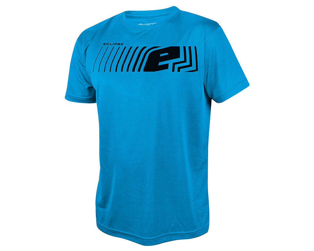 Planet Eclipse Pro-Formance Men's 2014 Tide T-Shirt - Cyan