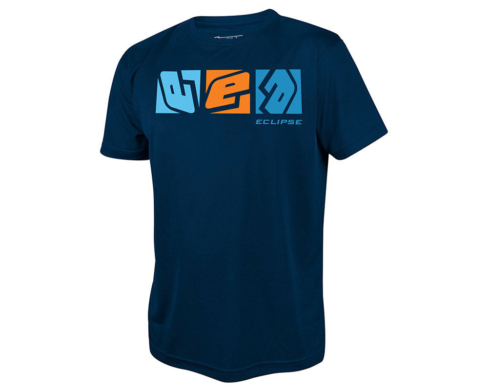 Planet Eclipse Pro-Formance Men's 2014 Trinity T-Shirt - Navy
