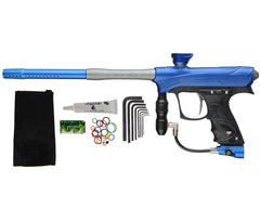 Proto Maxxed Rize Paintball Marker - Blue/Grey