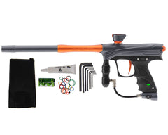 Proto Maxxed Rize Paintball Marker - Grey/Orange