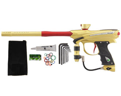 Proto Reflex Rail Paintball Gun - Gold/Red