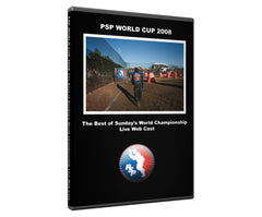 PSP 2008 World Cup DVD - The Best of Sunday's World Championship.