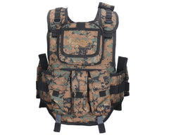 RAP4 Counterstrike Paintball Vest - Digital