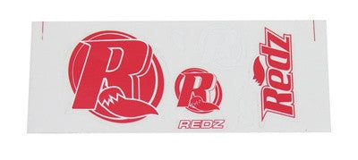 Redz Sticker Sheet