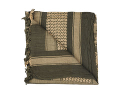 Rothco Shemagh Tactical Desert Scarf - ACU Digital