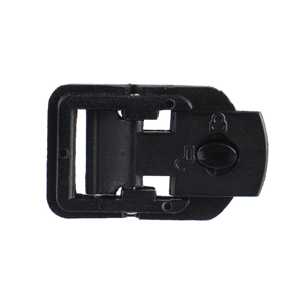 Sly Profit Replacement Strap Clips - Black