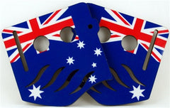 Stinger Paintball Designs Custom Soft Ears - Australia Flag