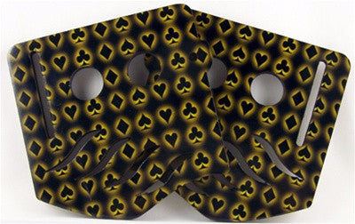 Stinger Paintball Designs Custom Soft Ears - Player - Gold