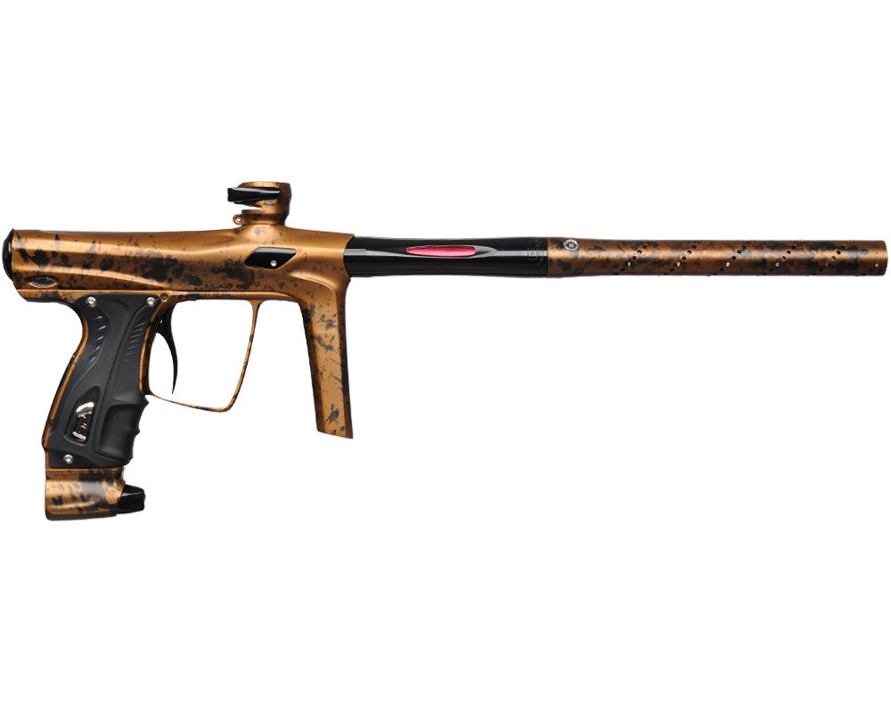 SP Shocker RSX Paintball Gun - Brown Acid Splash