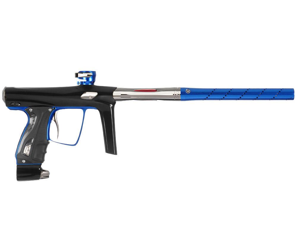 SP Shocker RSX Paintball Gun - Black/Blue/T-800
