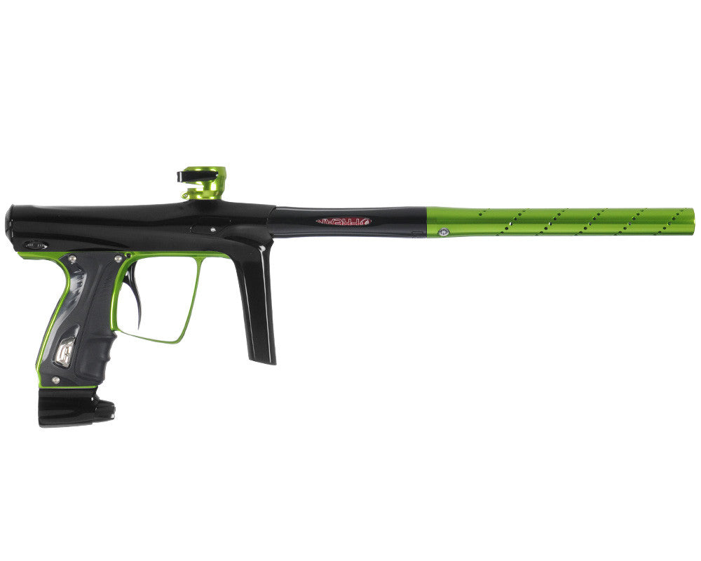 SP Shocker RSX Paintball Gun - Black/Green/Black