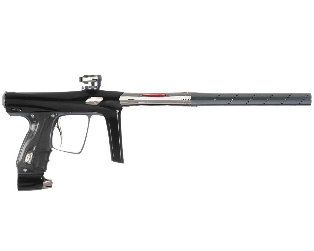 SP Shocker RSX Paintball Gun - Black/Pewter/T-800