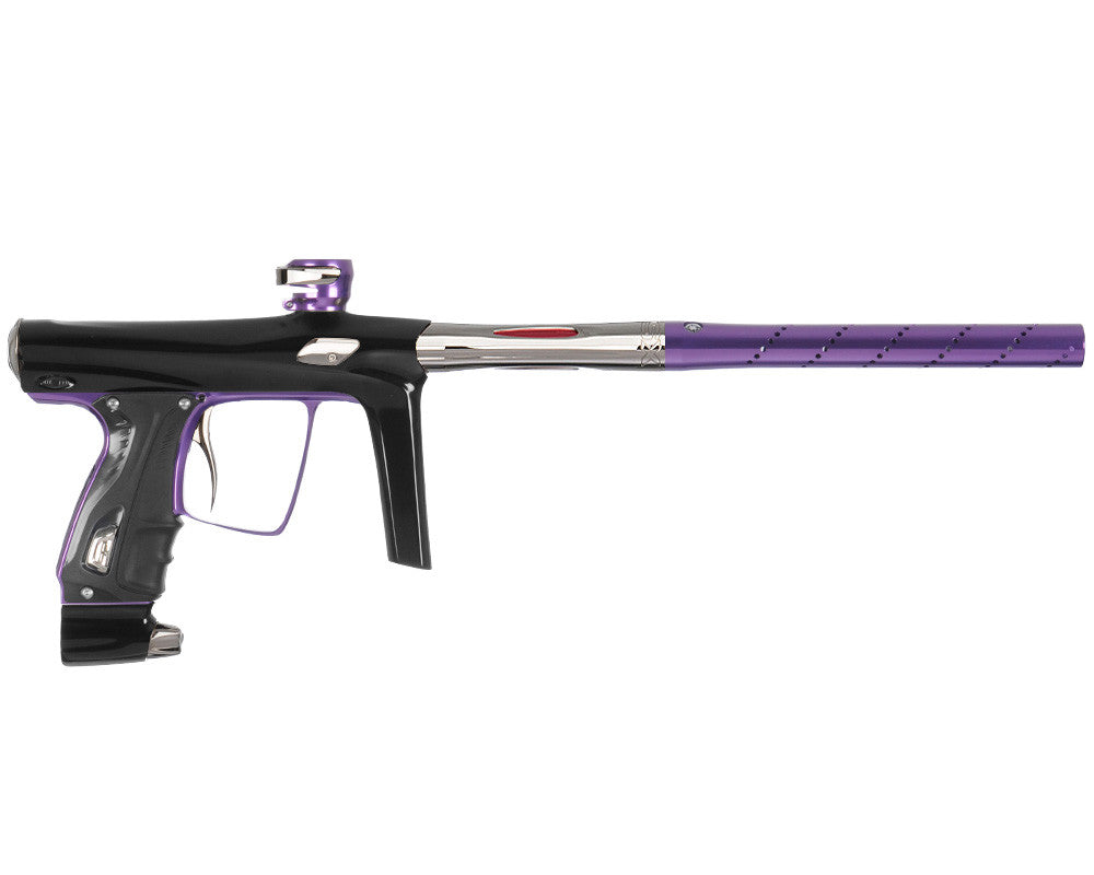 SP Shocker RSX Paintball Gun - Black/Purple/T-800