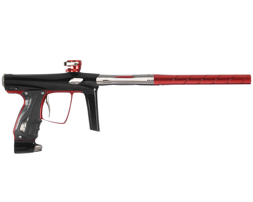 SP Shocker RSX Paintball Gun - Black/Red/T-800