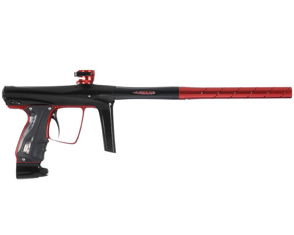 SP Shocker RSX Paintball Gun - Black/Red/Black