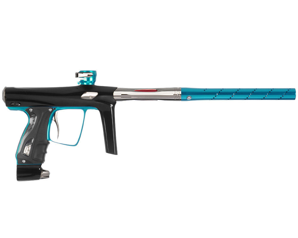 SP Shocker RSX Paintball Gun - Black/Teal/T-800
