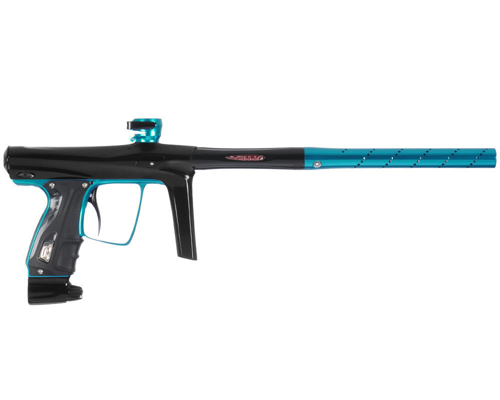 SP Shocker RSX Paintball Gun - Black/Teal/Black