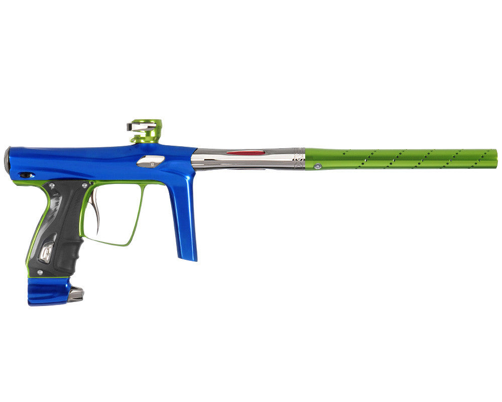 SP Shocker RSX Paintball Gun - Blue/Green/T-800