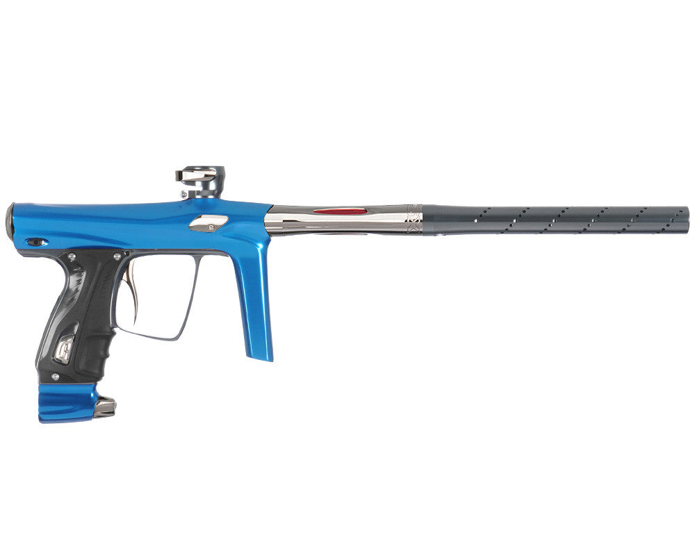 SP Shocker RSX Paintball Gun - Blue/Pewter/T-800