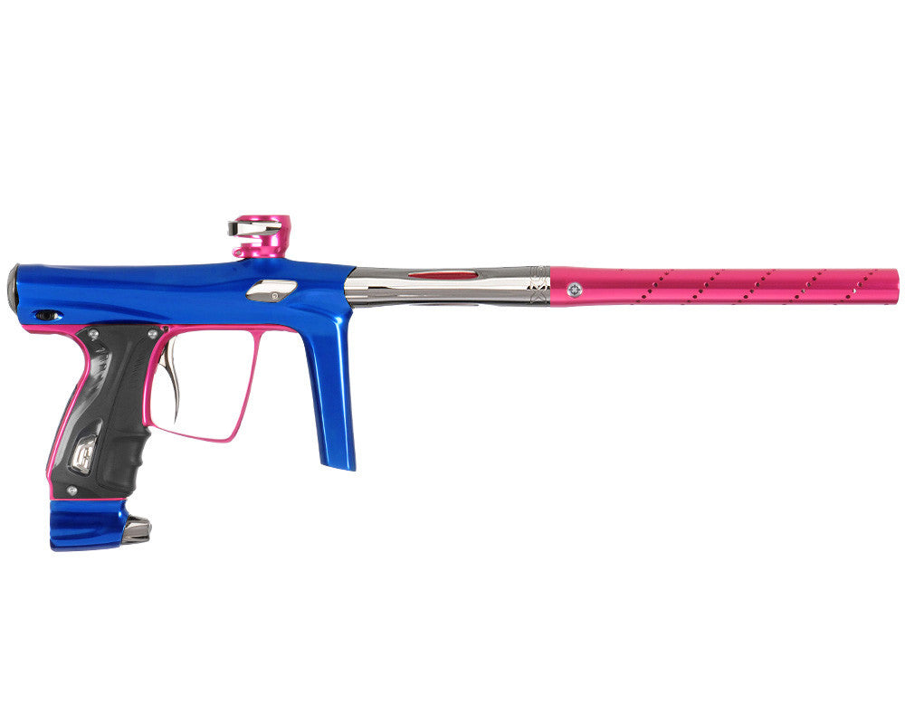SP Shocker RSX Paintball Gun - Blue/Pink/T-800