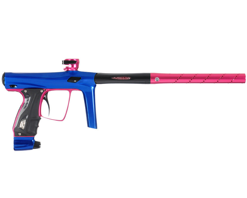 SP Shocker RSX Paintball Gun - Blue/Pink/Black
