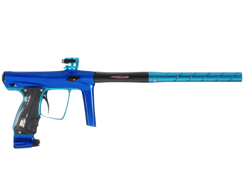 SP Shocker RSX Paintball Gun - Blue/Teal/Black