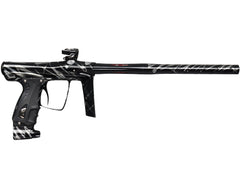 SP Shocker RSX Paintball Gun - Silver Brush Splash