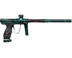 SP Shocker RSX Paintball Gun - Turquoise Brush Splash