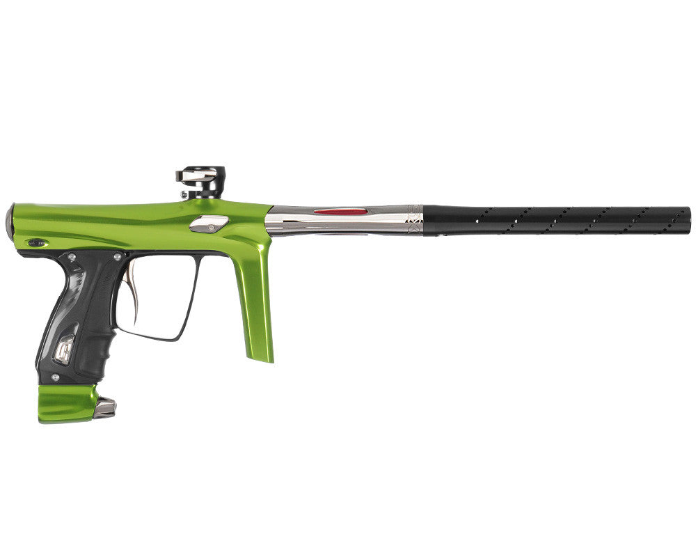 SP Shocker RSX Paintball Gun - Green/Black/T-800