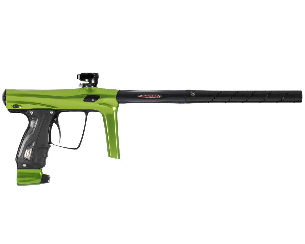 SP Shocker RSX Paintball Gun - Green/Black/Black