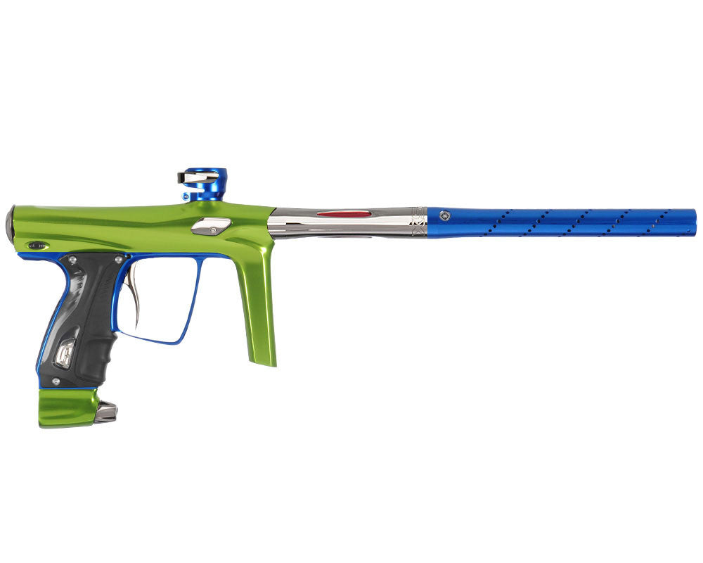 SP Shocker RSX Paintball Gun - Green/Blue/T-800
