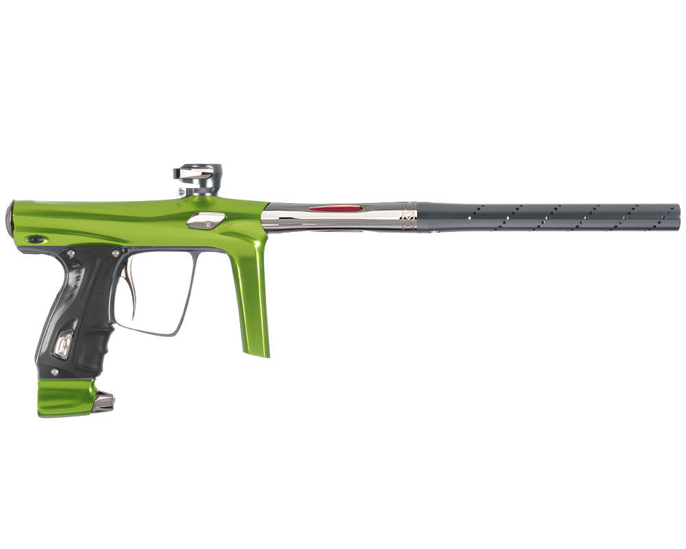 SP Shocker RSX Paintball Gun - Green/Pewter/T-800