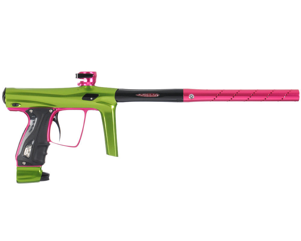 SP Shocker RSX Paintball Gun - Green/Pink/Black