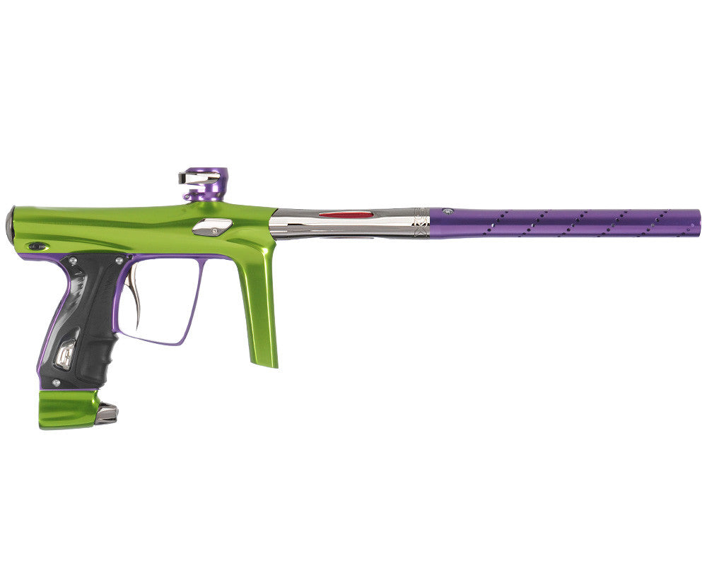 SP Shocker RSX Paintball Gun - Green/Purple/T-800