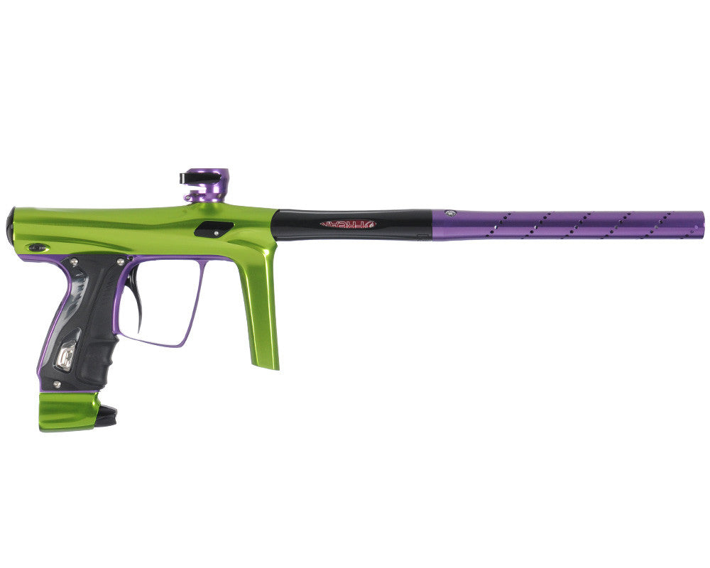 SP Shocker RSX Paintball Gun - Green/Purple/Black