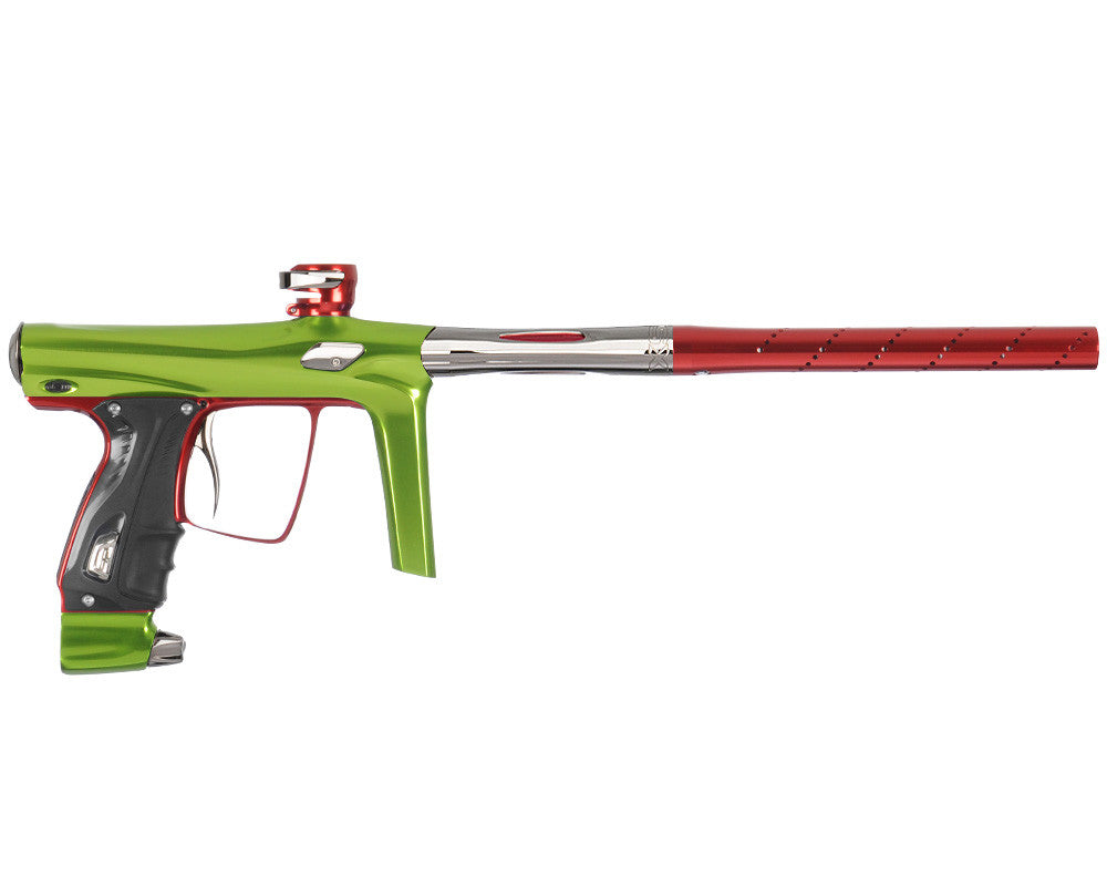SP Shocker RSX Paintball Gun - Green/Red/T-800