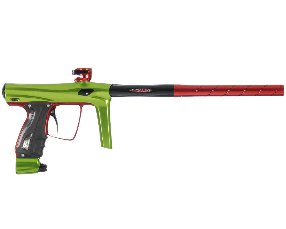 SP Shocker RSX Paintball Gun - Green/Red/Black