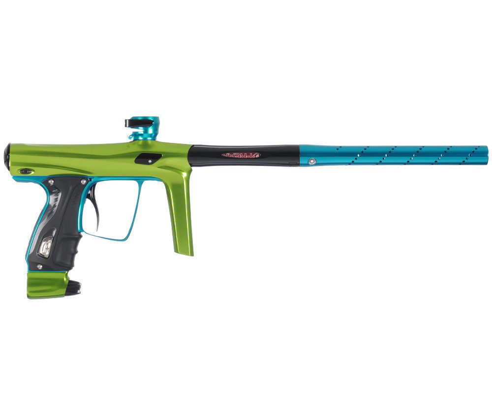 SP Shocker RSX Paintball Gun - Green/Teal/Black