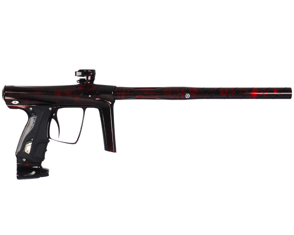 SP Shocker RSX Paintball Gun - Polished Acid Red