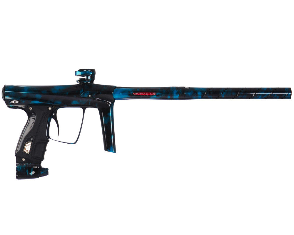 SP Shocker RSX Paintball Gun - Polished Acid Teal