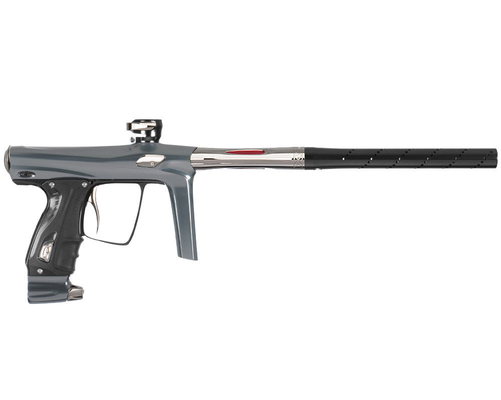 SP Shocker RSX Paintball Gun - Pewter/Black/T-800