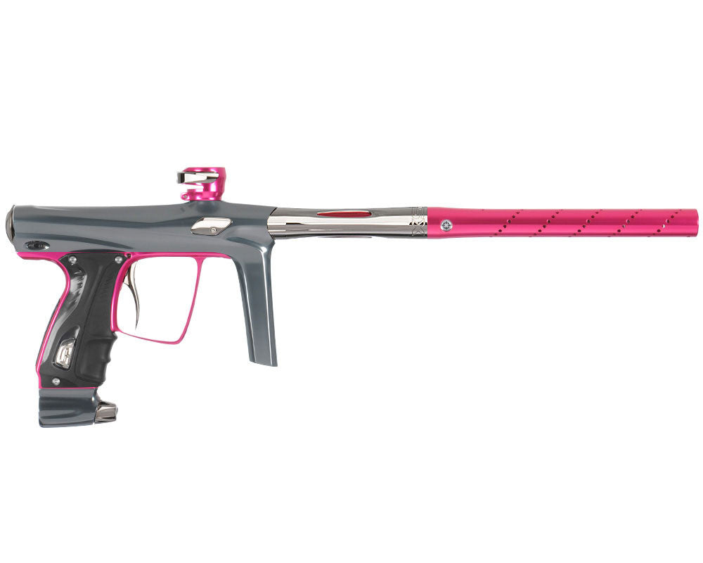 SP Shocker RSX Paintball Gun - Pewter/Pink/T-800