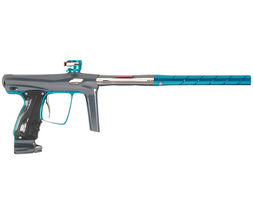 SP Shocker RSX Paintball Gun - Pewter/Teal/T-800
