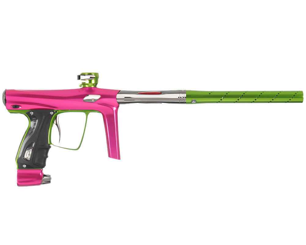 SP Shocker RSX Paintball Gun - Pink/Green/T-800
