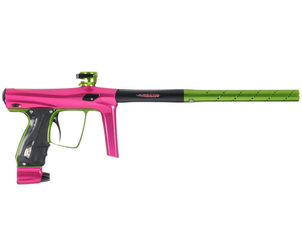 SP Shocker RSX Paintball Gun - Pink/Green/Black